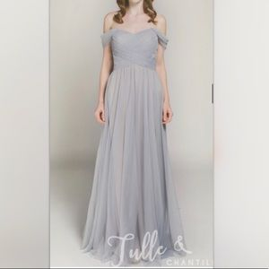 Tulle and Chantilly